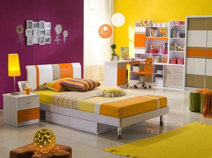 背景墙 床 房间 家居 家具 设计 卧室 卧室装修 现代 装修 675_502